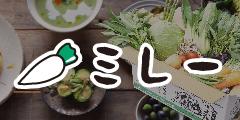 無農薬野菜ミレー お試し野菜セット
